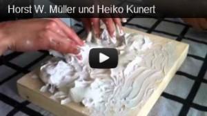 Horst W. Mueller und Heiko Kunert