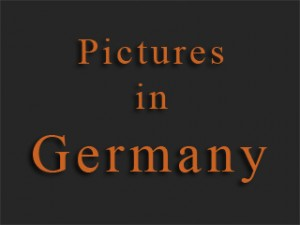 Pictures in Germany