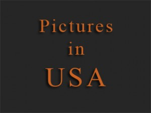 Pictures in USA